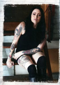 Renee Ruin for Inked magazine image 1